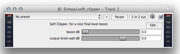 how to fix clipping audio in reaper