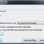 Video: Search For and Relink Offline Files In Reaper