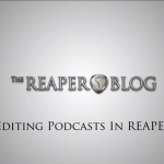 Video: Editing Podcasts in REAPER