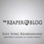 Video: Easy Song Rearranging