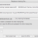 Video: Search For And Relink Offline Files