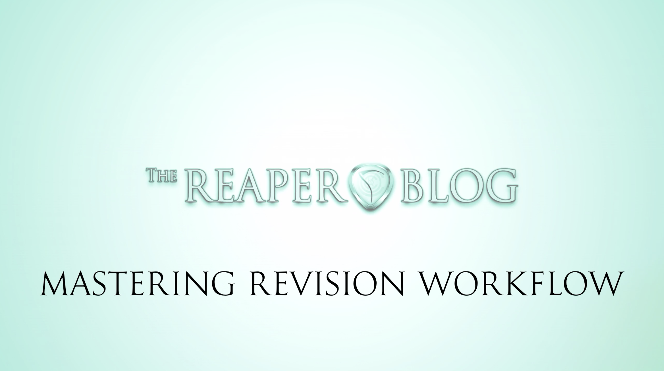 mastering revision_workflow
